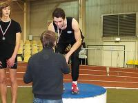 Grdanjski pobjednik maratonskog visa u Budimpešti na dvoranskom mitingu, osobni rekord Kožuhara na 3000m