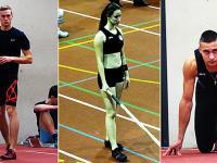 Juniorsko dvoransko PH: Juriša suvereno do prvog zlata, Čukmanu triler na 60m prepone, Penezić šokirao konkurenciju u finalu 60m