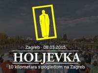Holjevka - 10 kilometara s pogledom na Zagreb