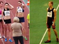 Matošević dvoranska seniorska prvakinja Hrvatske na 3000m, Čukman istrčao mlađejuniorski rekord Hrvatske na 400m!