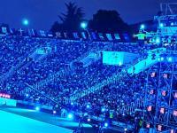 FOTO i VIDEO: Spektakularno otvaranje 13. izdanja Europskog olimpijskog festivala mladih