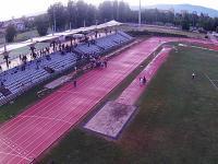 EKSKLUZIVNE nikad bolje snimke iz zraka sa štafetnih utrka na kadetskom i mlađekadetskom prvenstvu Hrvatske