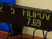 Devet medalja na 1. dvoranskom mlađeseniorskom PH, Filipović na 60m 'srušila' 15 godina star mlađejuniorski rekord Hrvatske!